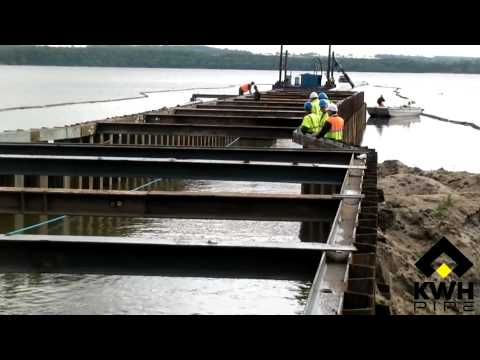 WEHOLITE ID 1400 MARINE OUTFALL - WOMB, SWEDEN