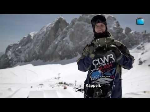 Blue Tomato Snowboard Trick Tip With Mario Käppeli: Backside 540 Stalefish