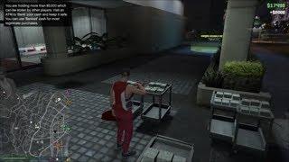 GTA 5 modded lobby - Money drop (PC)