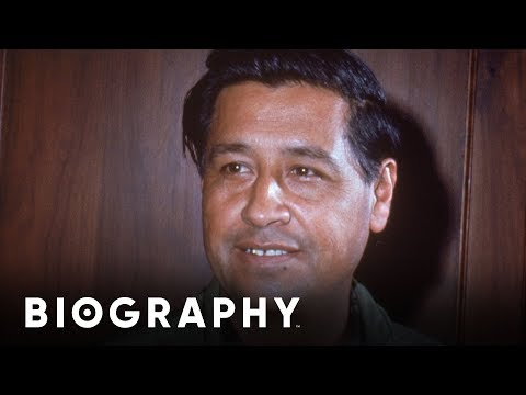 Mini Bio: Cesar Chavez