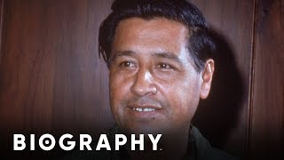 Cesar Chavez - American Civil Rights Activist | Mini Bio | BIO Born near Yuma, Arizona, on March 31, 1927, Cesar Chavez employed nonviolent means to bring attention to the plight of farmworkers, and formed both the ..., From YouTubeVideos