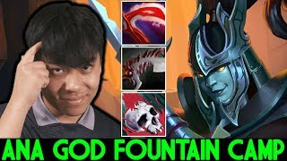 ANA [Phantom Assassin] Carry God is Back Fountain Camp No Mercy 7.24 Dota 2