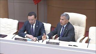 Минниханов предложил экзаменовать чиновников, ответственных за МСБ