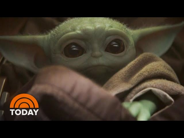 Phenomenon, Baby Yoda Is: Everyone Loves The Cute 'Star Wars' Character | TODAY