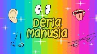 SAINS TAHUN 1| DERIA MANUSIA