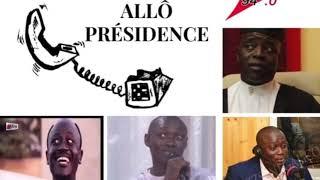 ALLO PRESIDENCE - PR : NDIAYE -  12 FEVRIER 2020