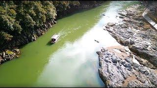 【住宿】京都神隱酒店坐船才能到HOSHINOYA Kyoto