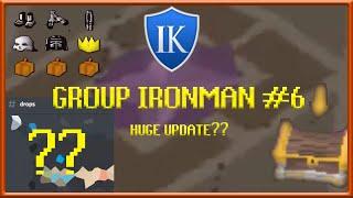 Ikov RSPS   CRAZY Progress?! Group Ironman #6 + HUGE GIVEAWAY