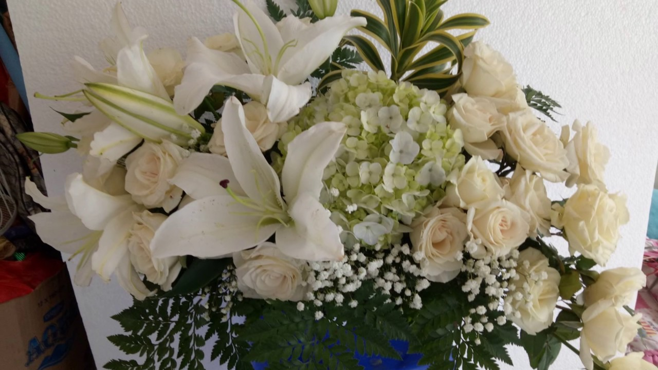 0857 3328 0001 Indosat Hiasan Bunga Atas Meja Makan Youtube