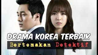 Video 6 Drama Korea Terbaik Bertemakan Detektif | Wajib Nonton download MP3, 3GP, MP4, WEBM, AVI, FLV Juni 2018