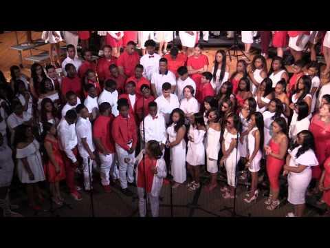 Lindblom Class Sing 2017