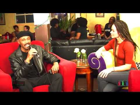 Love Not Blood Campaign 70's Charity Party - Interviews