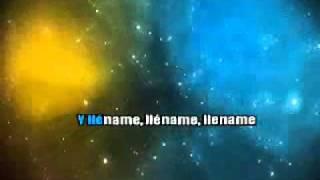 Espiritu de Dios pista karaoke