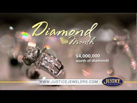 Justice Jewelers - Diamond Month