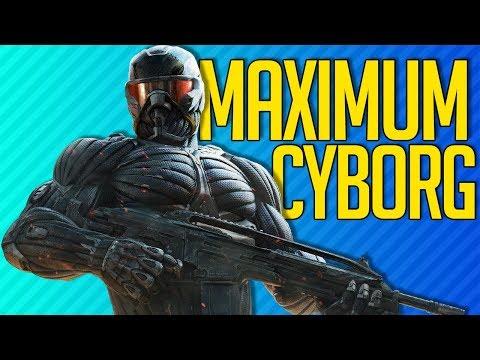 MAXIMUM CYBORG | Warface thumbnail