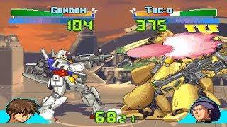 Gundam: Battle Assault [PS1] - Gundam in Story Mode