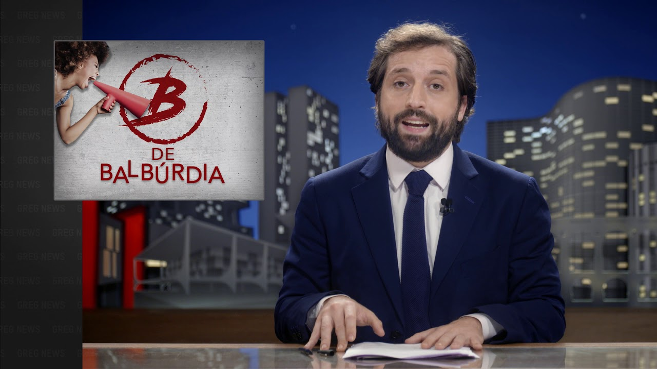 Download GREG NEWS | B DE BALBÚRDIA