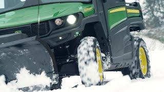 John Deere | XUV835M Winter in use