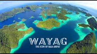 Wayag - The Icon of Raja Ampat HD