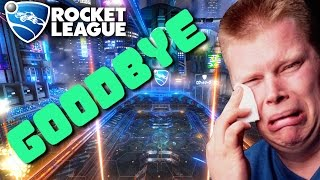 RIP - Neo Tokyo. Rocket League DLC