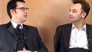 Video View - Mariella Frostrup interviews Reeves and Mortimer (1992)