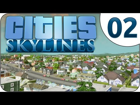 Cities Skylines [2]: The Clown Scooter