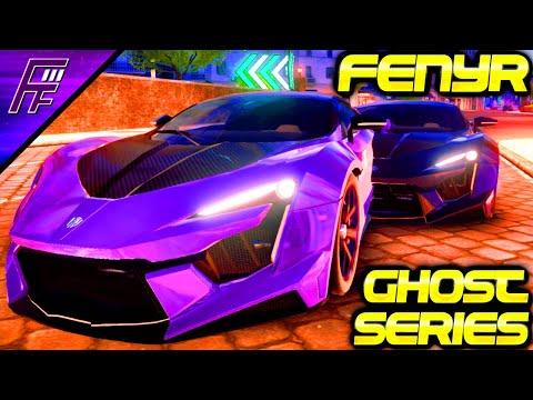 TOP 1 IN GHOST SERIES MP!?! Fenyr Supersport (6* Rank 4353) Multiplayer in Asphalt 9