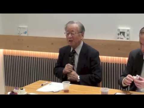 20160721万年野党 堺屋太一 日本の未来像 公務員の副業について