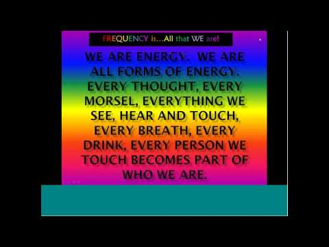 The Frequencies of Aura, Color, Music and Medicine