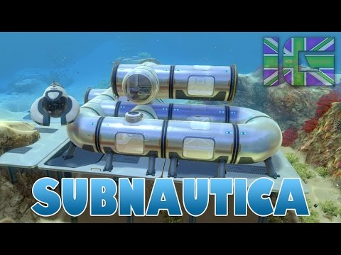 SEA BASES AND SUBMERSIBLES! - Subnautica - #2