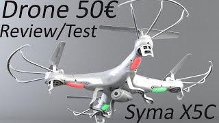 Drone/Quadricopter pas cher Syma X5C (50€)