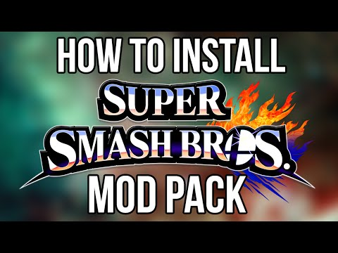 Tutorial: How to Install Smash 4 Mod Pack – Aaronitmar