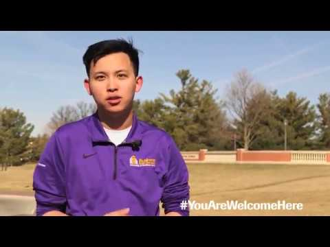 #YouAreWelcomeHere | University of Northern Iowa