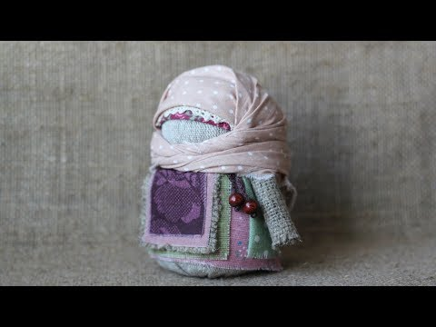 Кукла Крупеничка. Мастер-класс