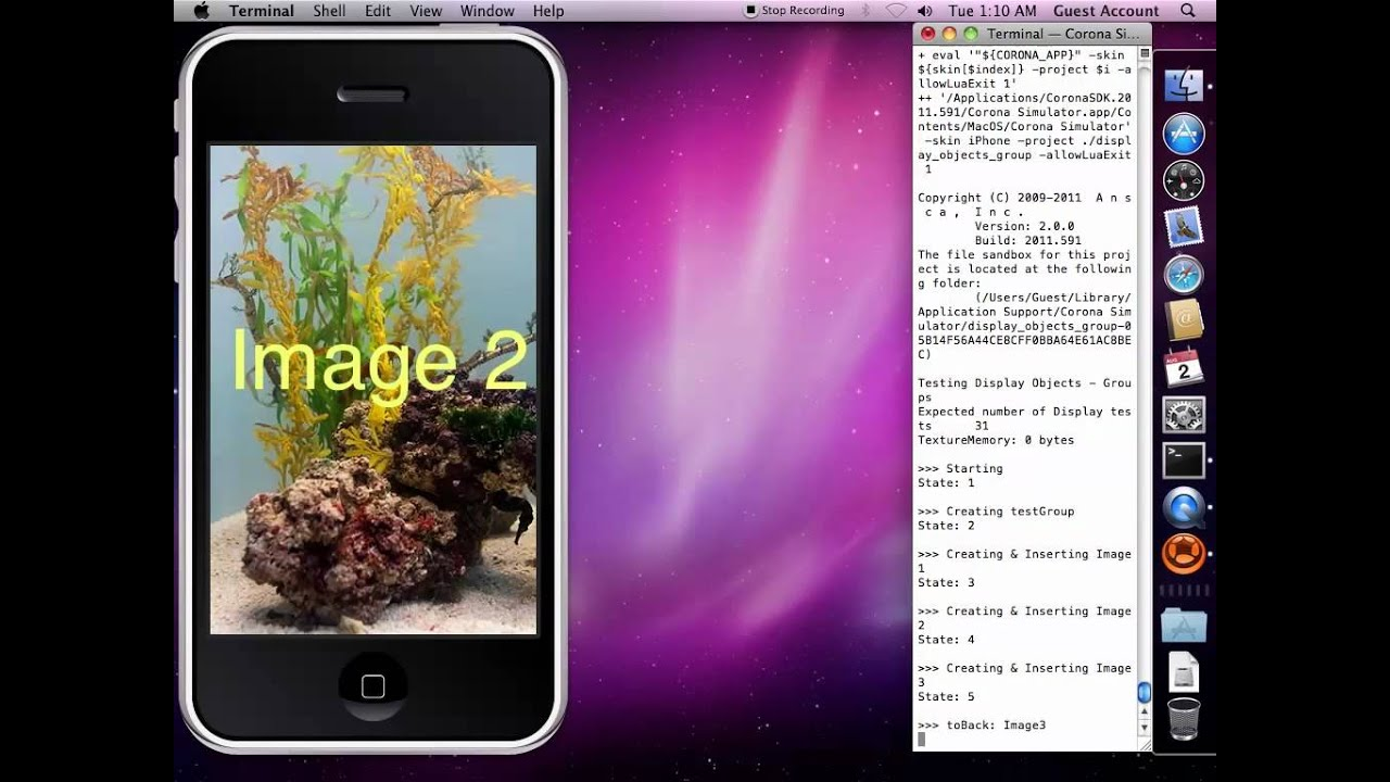Automated Testing on Mobile Devices for iOS and Android: Part 1: A