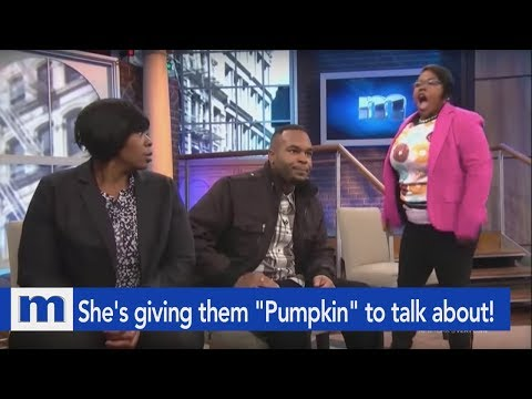 She's giving them 'Pumpkin' to talk about! | The Maury Show