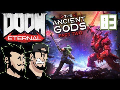Doom Eternal The Ancient Gods Part 2 Let's Play: Marauder Meatgrinder - PART 83 - TenMoreMinutes |