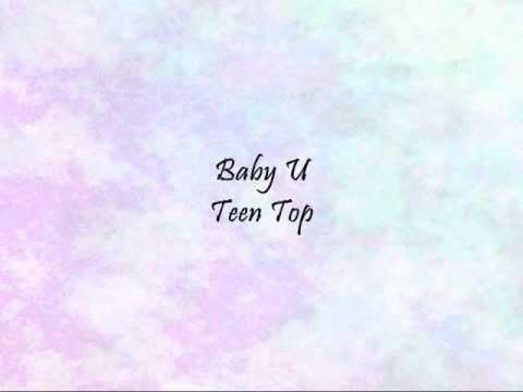 Teen Top - Baby U [Han & Eng]