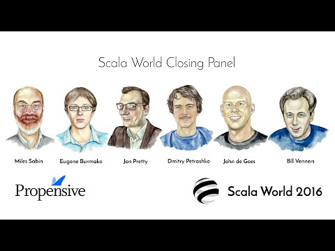 Scala World Closing Panel 2016