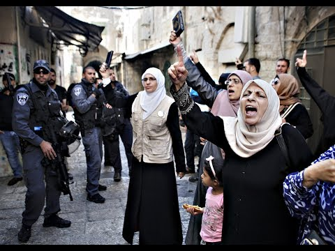 A Simple Question: What is Israel's plan with the al-Aqsa Mosque