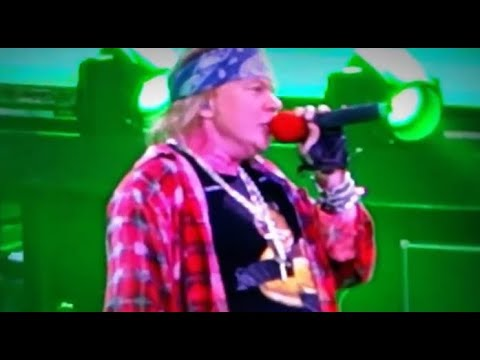 Will Acdc Write A New Album With Axl Rose On Vocals Slade My
