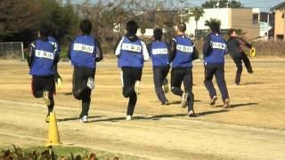 東浜選手など10名のルーキーのランニングです.