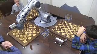 ROBOT - GM Antipov GM Oparin and IM Gurvich