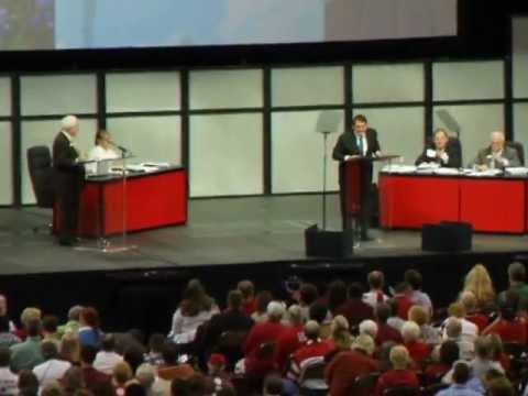 36 - General Session 3 - Business (Perm Rules): Part 1 - 2012 RPT Convention