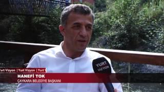 Çaykara Belediye Başkanı Hanefi Tok - Yurtvizyon