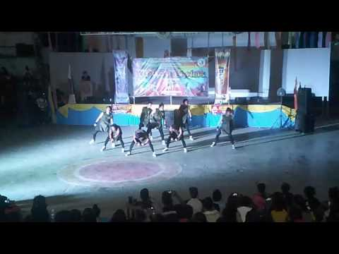 Quezon Palawan dance battle..