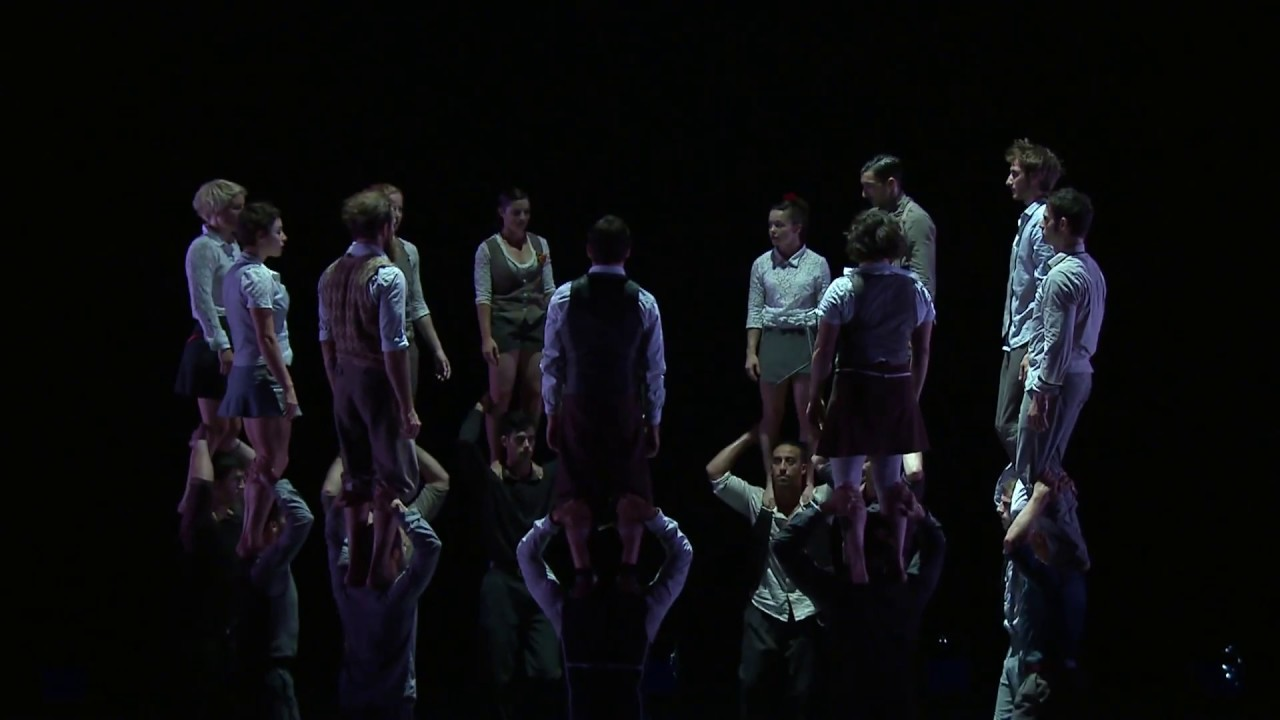 Compagnie XY at Lincoln Center Festival
