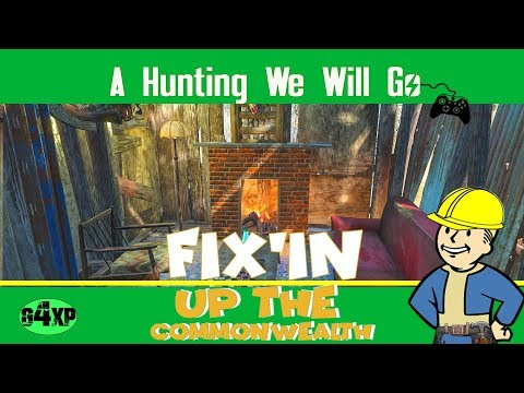Fix'in up the Commonwealth - A Hunting We Will Go