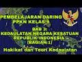 Gambar cover Kedaulatan Negara Kesatuan Republik Indonesia
