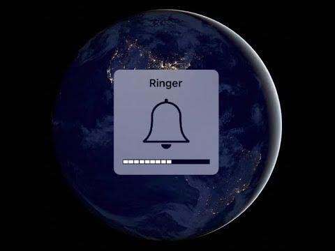 Change Ringer Volume on iPhone - IOS 11